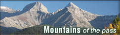 Mountains of the Crowsnest Pass Gallery